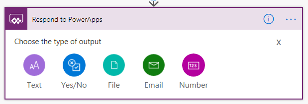 Flow: PowerApps yes/no